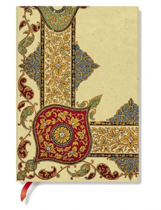 Visions of Paisley Ivory Kraft Ultra Flexi